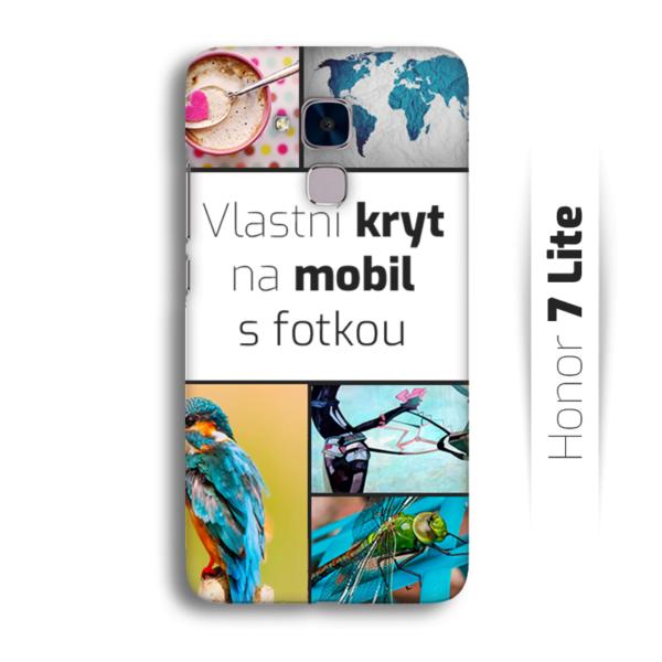Vlastní kryt na mobil Honor 7 Lite