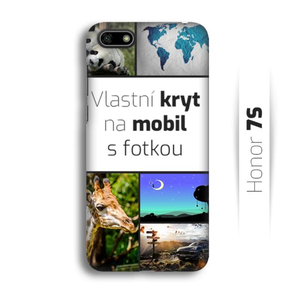 Vlastní kryt na mobil Honor 7S