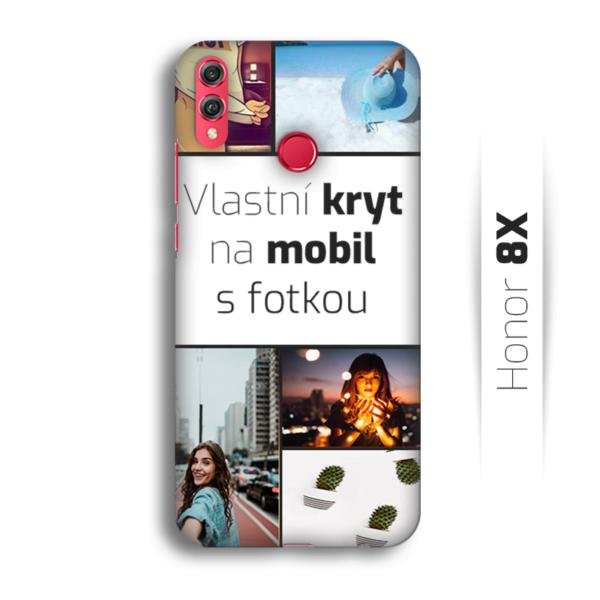 Vlastní kryt na mobil Honor 8X