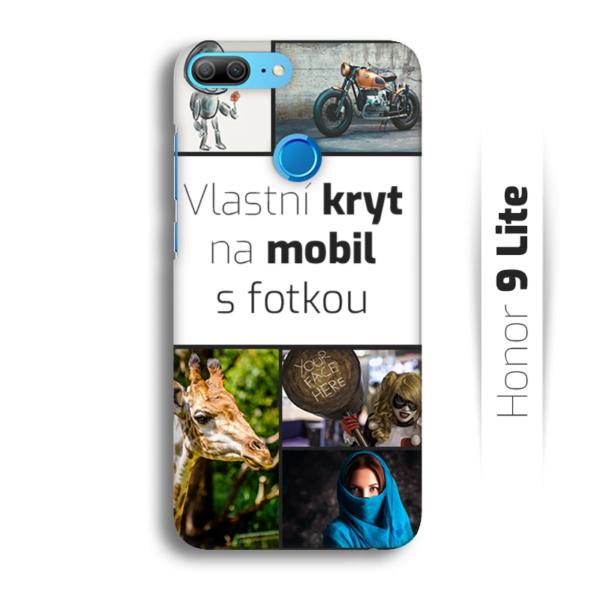Vlastní kryt na mobil Honor 9 Lite
