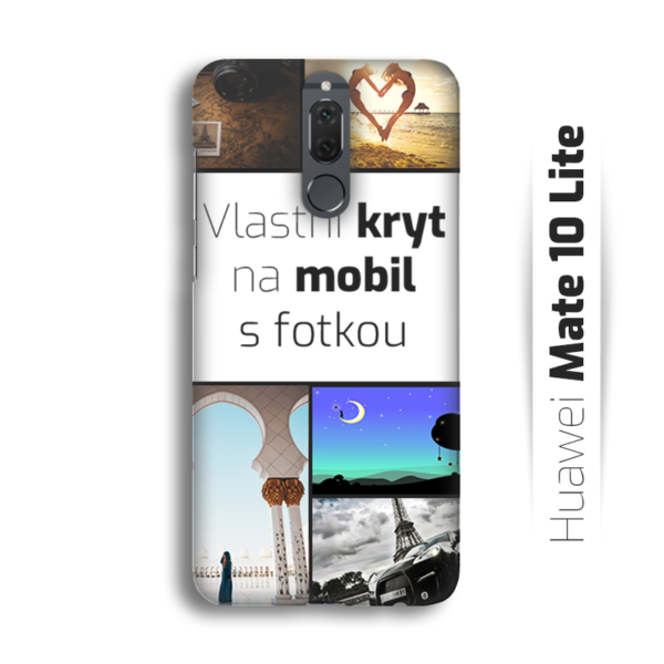 Vlastní kryt na mobil Huawei Mate 10 Lite