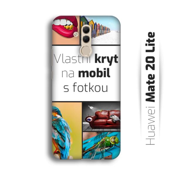 Vlastní kryt na mobil Huawei Mate 20 Lite