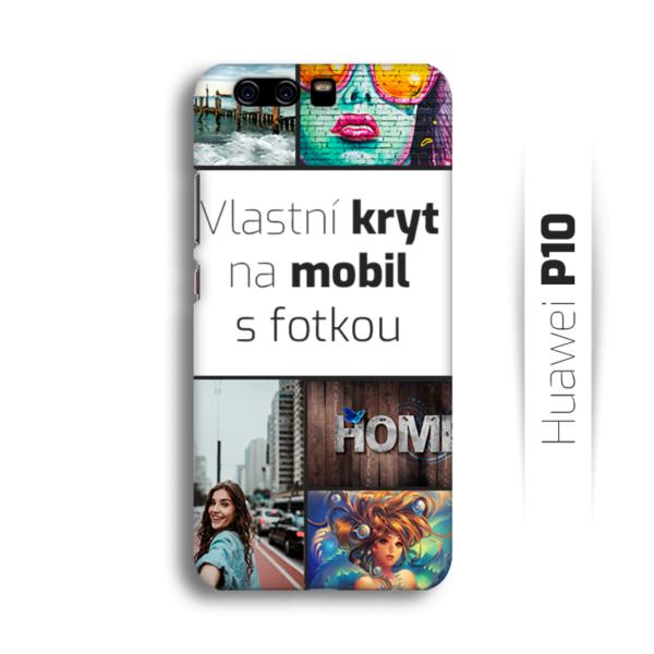 Vlastní kryt na mobil Huawei P10