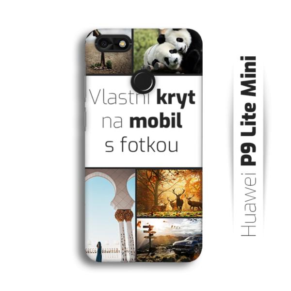 Vlastní kryt na mobil Huawei P9 Lite Mini