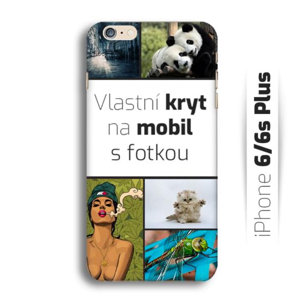 Vlastní kryt na mobil iPhone 6/6S Plus