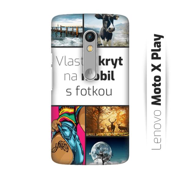 Vlastní kryt na mobil Moto X Play