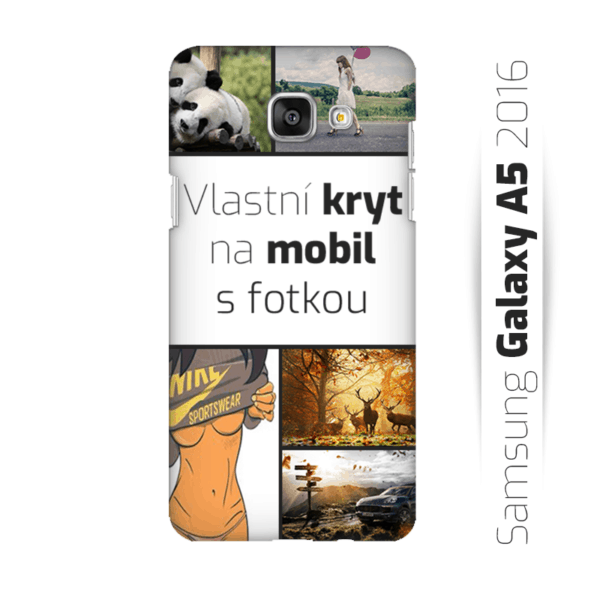 Vlastní kryt na mobil Samsung Galaxy A5 2016