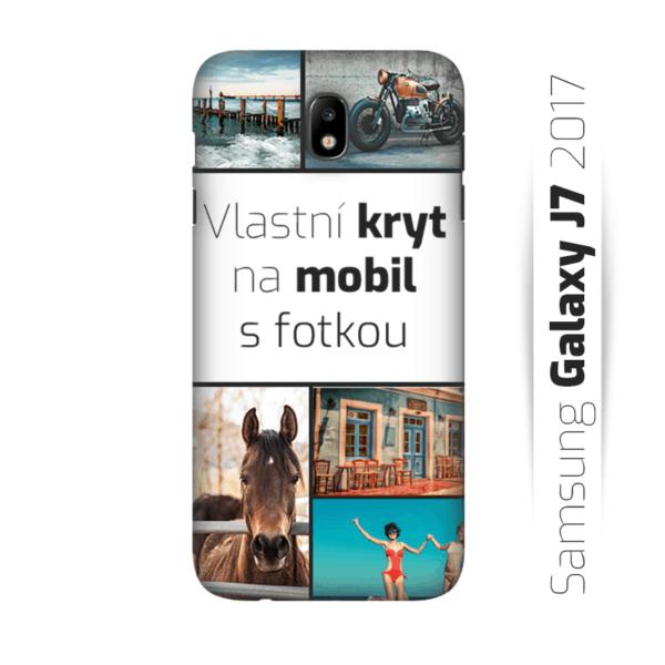 Vlastní kryt na mobil Samsung Galaxy J7 2017