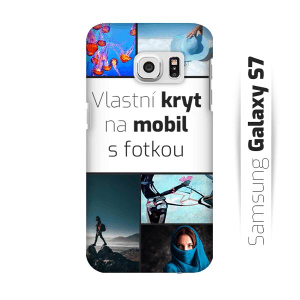 Vlastní kryt na mobil Samsung Galaxy S7