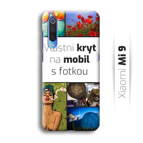 Vlastní kryt na mobil Xiaomi Mi 9