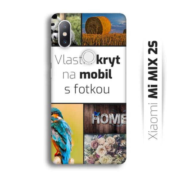 Vlastní kryt na mobil Xiaomi Mi MIX 2S