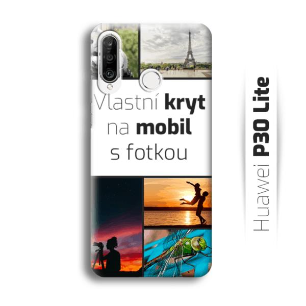 Vlastní kryt na mobil Huawei P30 Lite