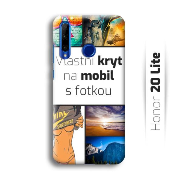 Vlastní kryt na mobil Honor 20 Lite