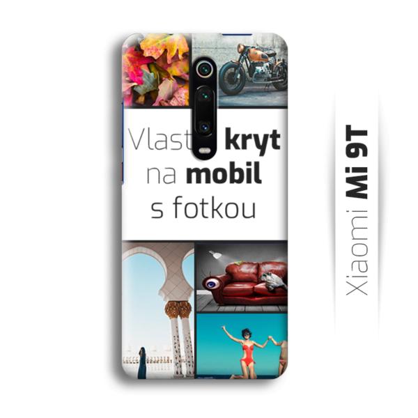 Vlastní kryt na mobil Xiaomi Mi 9T