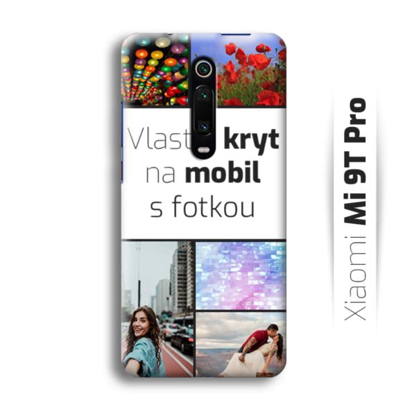 Vlastní kryt na mobil Xiaomi Mi 9T Pro