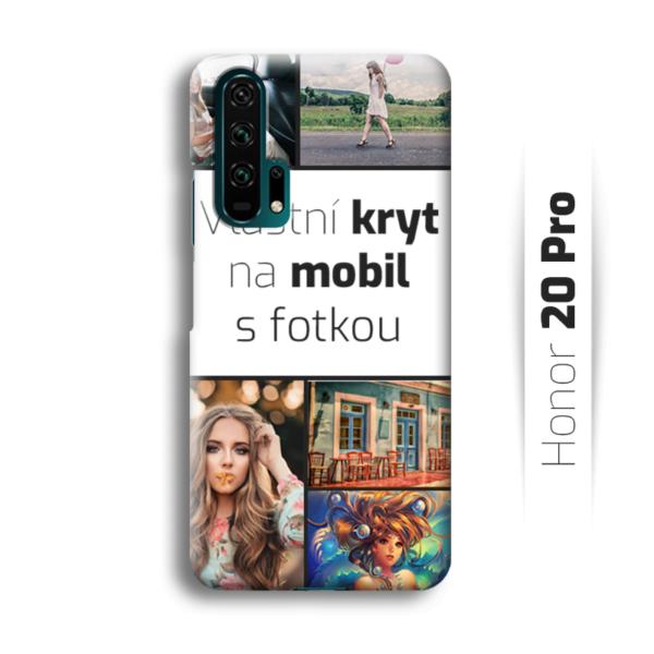 Vlastní kryt na mobil Honor 20 Pro