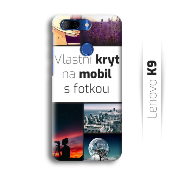 Vlastní kryt na mobil Lenovo K9