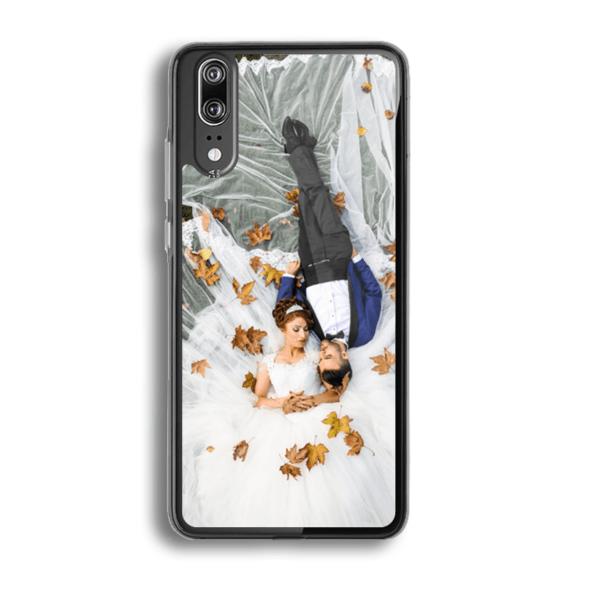 Obal s vlastní fotkou na mobil Huawei P20
