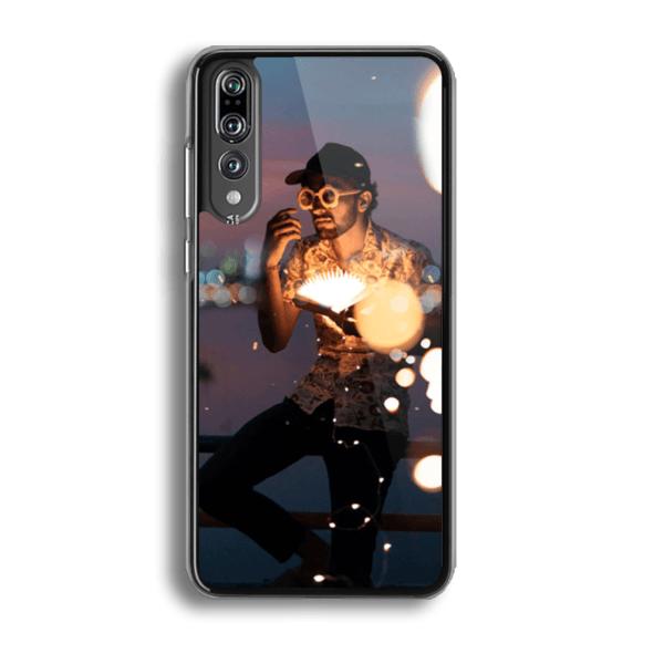 Obal s vlastní fotkou na mobil Huawei P20 Pro