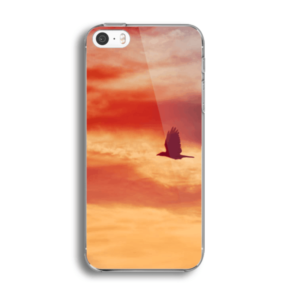 Obal s vlastní fotkou na mobil iPhone 5/5s