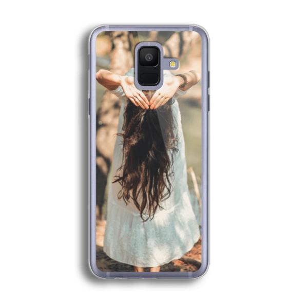 Obal s vlastní fotkou na mobil Samsung Galaxy A6