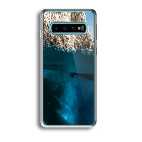 Obal s vlastní fotkou na mobil Samsung Galaxy S10