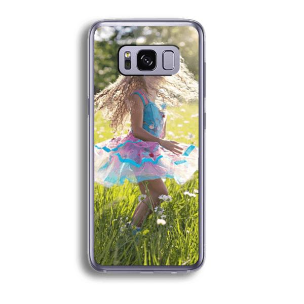 Obal s vlastní fotkou na mobil Samsung Galaxy S8