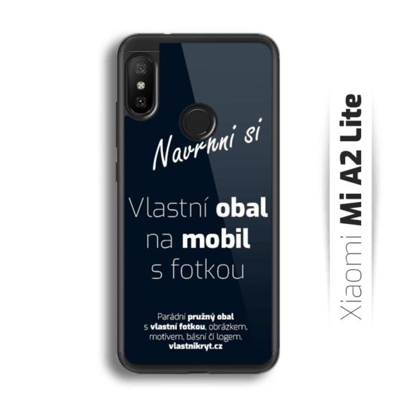 Obal s vlastní fotkou na mobil Xiaomi Mi A2 Lite