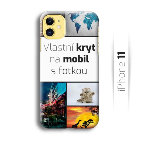 Vlastní kryt na mobil iPhone 11