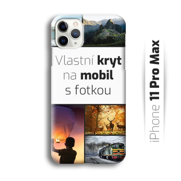 Vlastní kryt na mobil iPhone 11 Pro Max