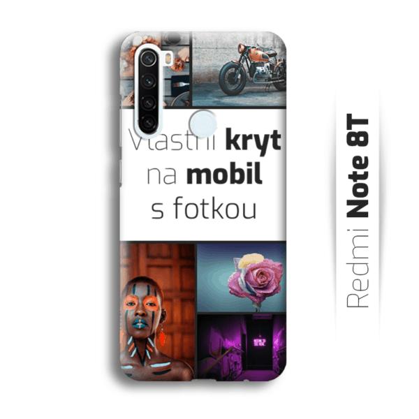 Vlastní kryt na mobil Xiaomi Redmi Note 8T