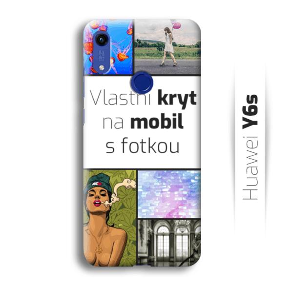 Vlastní kryt na mobil Huawei Y6s