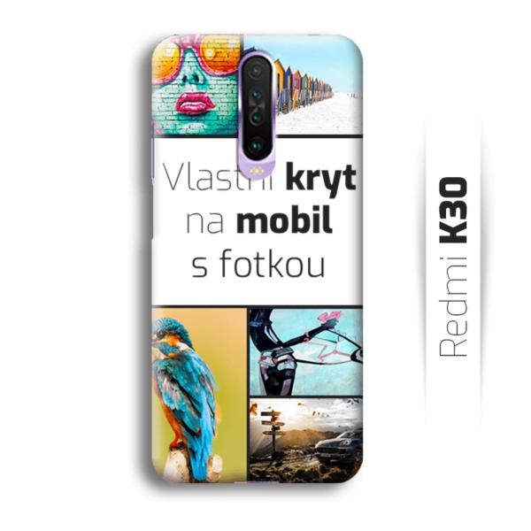Vlastní kryt na mobil Redmi K30