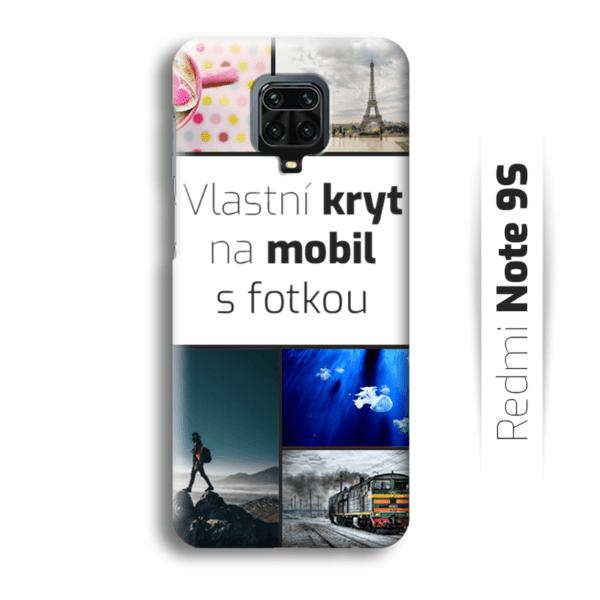 Vlastní kryt na mobil Redmi Note 9S