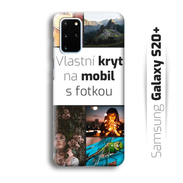 Vlastní kryt na mobil Samsung Galaxy S20+