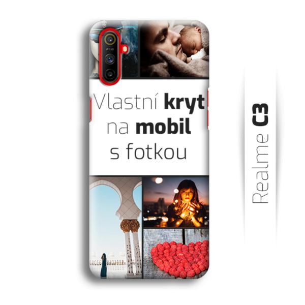 Vlastní kryt na mobil Realme C3
