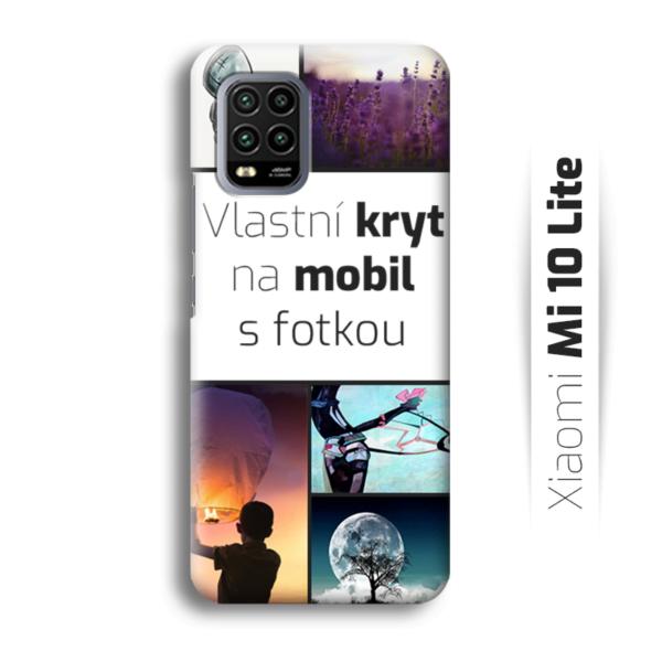 Vlastní kryt na mobil Xiaomi Mi 10 Lite