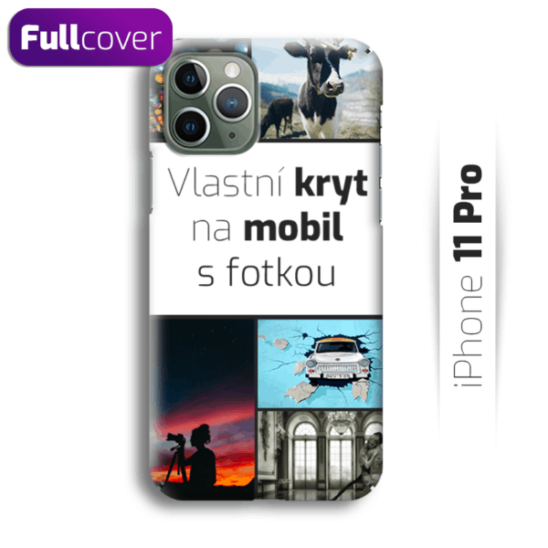 Kryt na mobil s fotkou pro iPhone 11 Pro