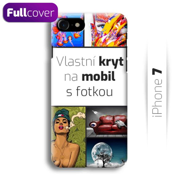 Kryt na mobil s fotkou pro iPhone 7