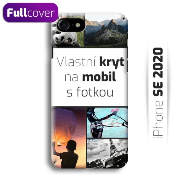Kryt na mobil s fotkou pro iPhone SE 2020