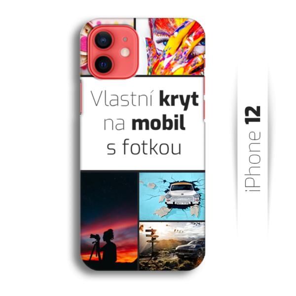 Vlastní kryt na mobil iPhone 12