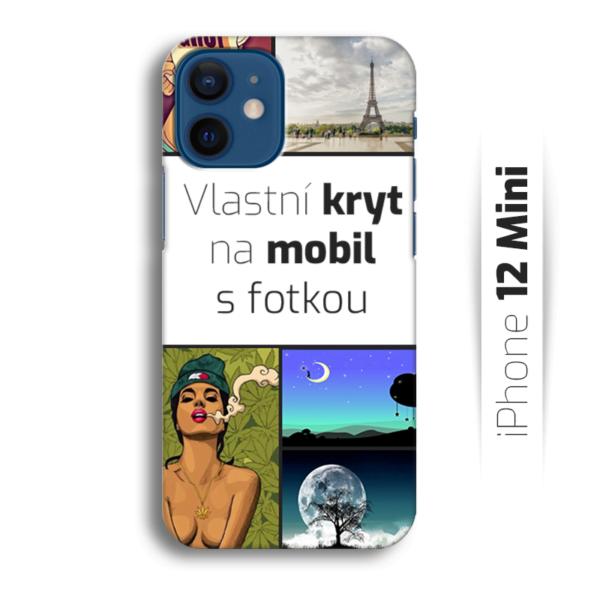 Vlastní kryt na mobil iPhone 12 Mini