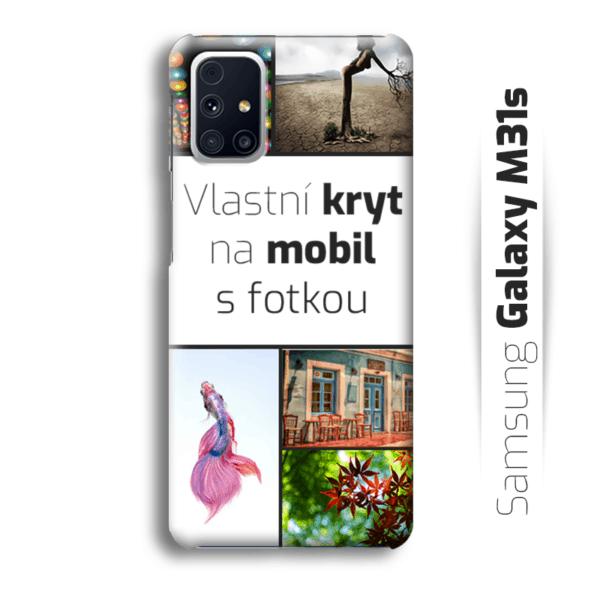 Vlastní kryt na mobil Samsung Galaxy M31s
