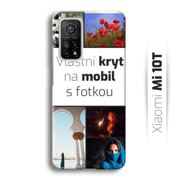 Vlastní kryt na mobil Xiaomi Mi 10T