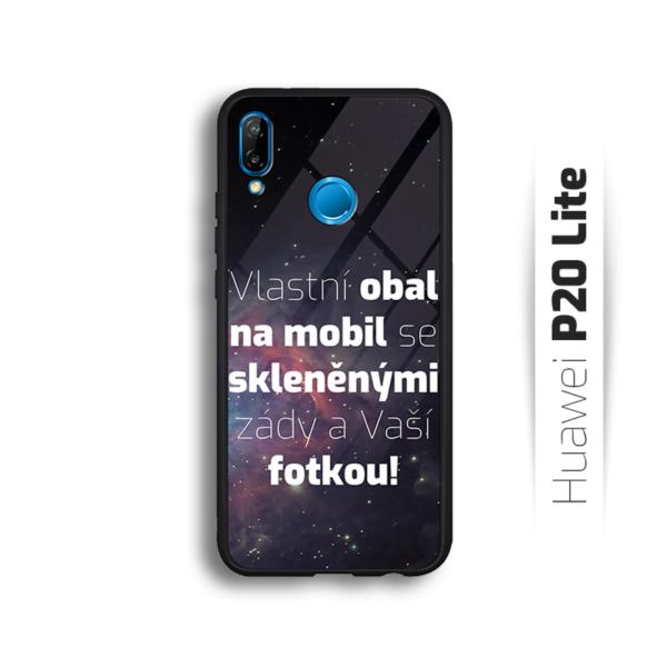 Vlastní obal na Huawei P20 Lite
