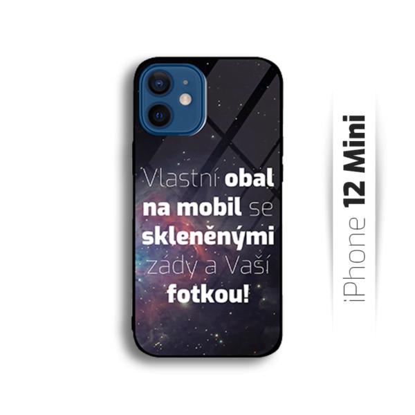 Vlastní obal na iPhone 12 Mini