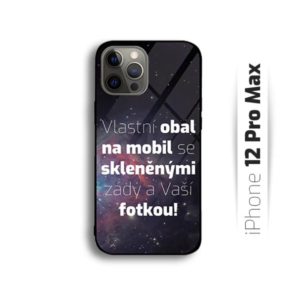 Vlastní obal na iPhone 12 Pro Max