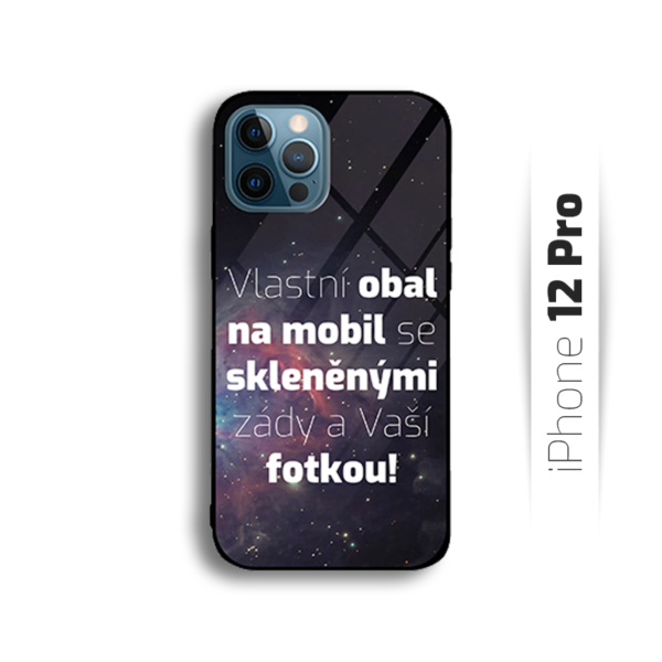 Vlastní obal na iPhone 12 Pro