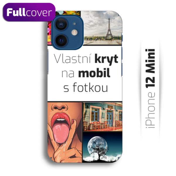 Kryt na mobil s fotkou pro iPhone 12 Mini