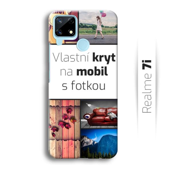 Vlastní kryt na mobil Realme 7i